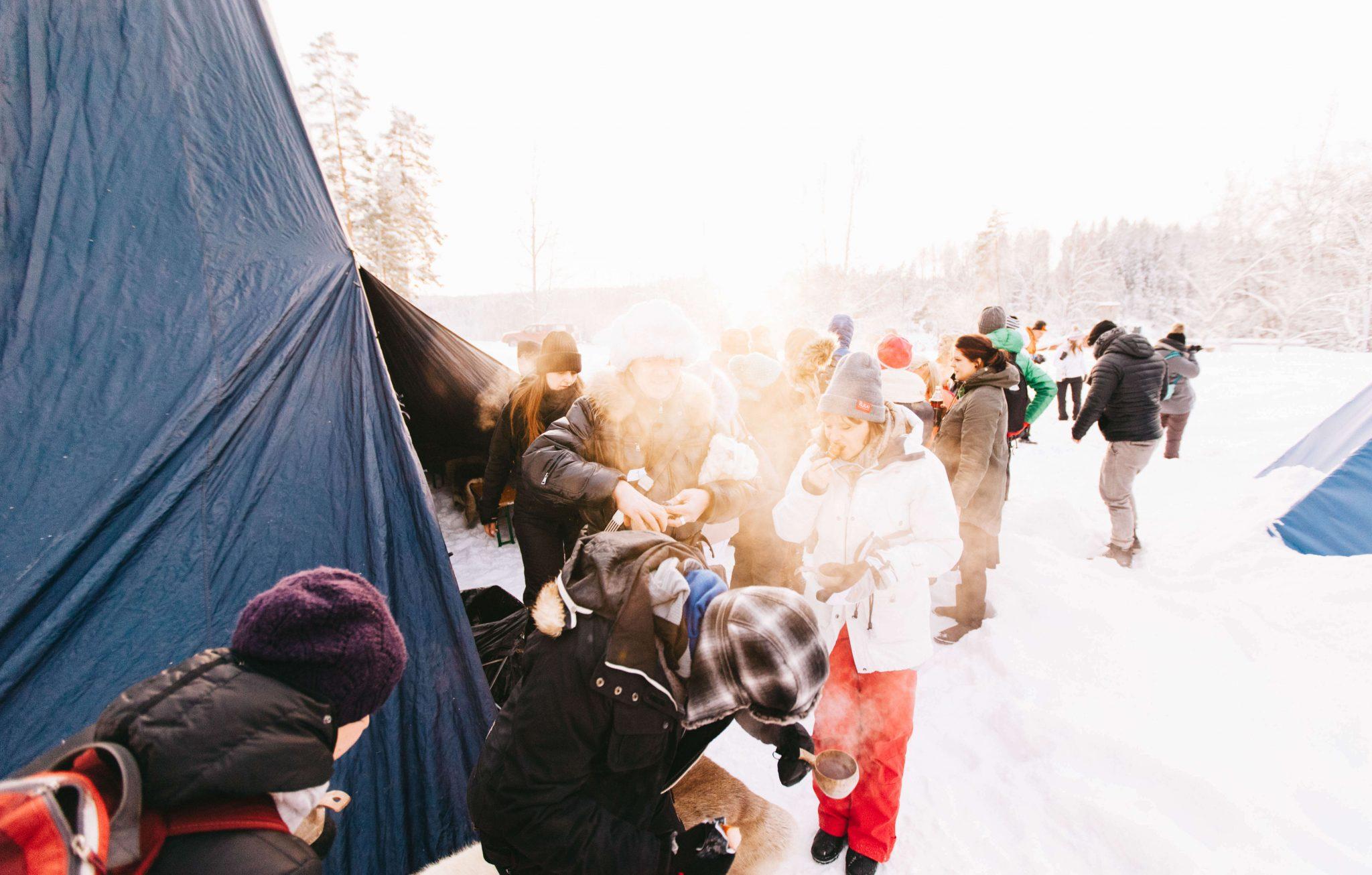 Talviluonnonpäivän suunnittelua