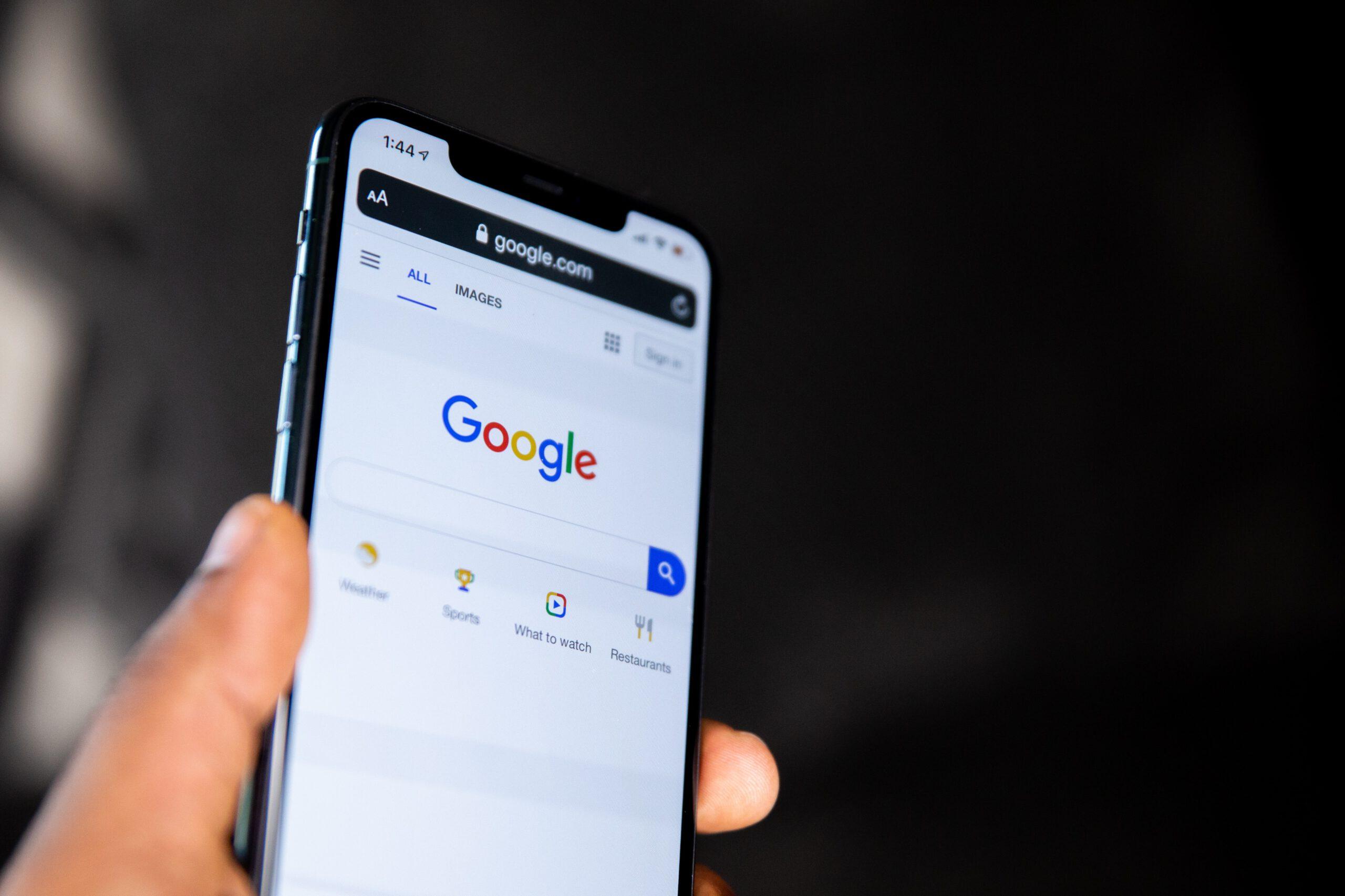 Google optimointi